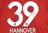Almers Hannover96-Trikot