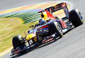Formel 1 mit Race-Taxi
