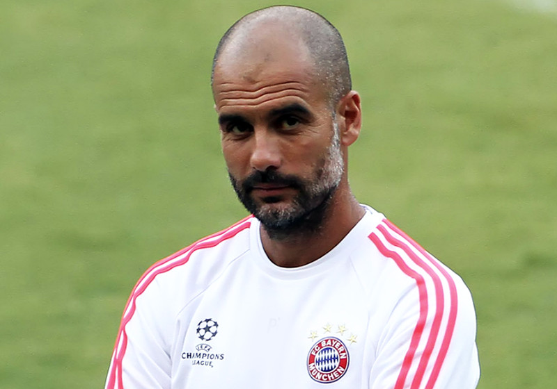 Guardiola Trainingsoutfit