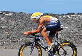 Triathlon-Profi-Bike