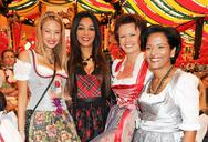 Damen-Wiesn Regine Sixt