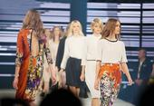 Zu Gast beim BUNTE new faces award FASHION 2013